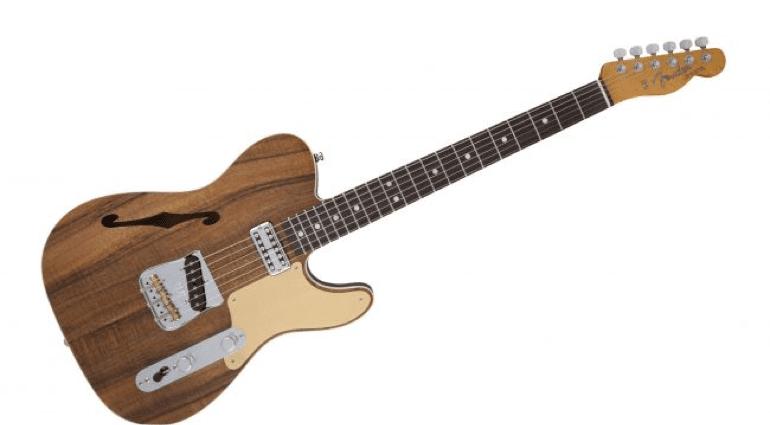 Fender Artisan Tele Caballo