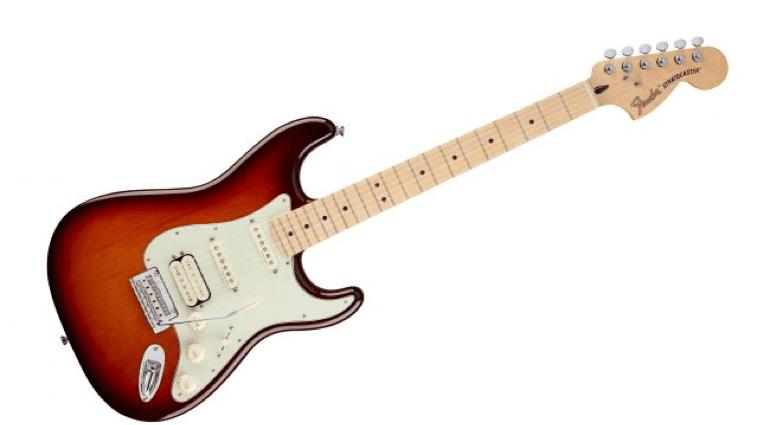Fender Noiseless Pickups >> Fender Deliver Deluxe Range With Nine New Guitars And Basses