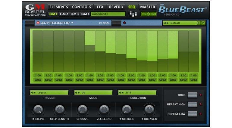 Gospel Musicians Yamaha EX5 Sequencer