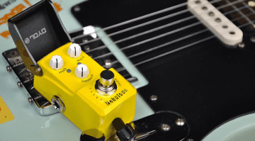 Joyo Nebulous Phase pedal IronMan series mini FX effect
