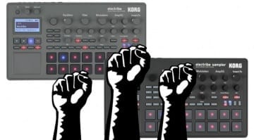 Korg Electribe 2 Petition