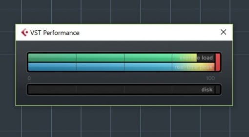 VST Performance drop with Windows 10 Anniversary update?