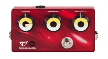 Wilco Blob Tone Concepts GOO Nels Cline ICON Series Distortion pedal