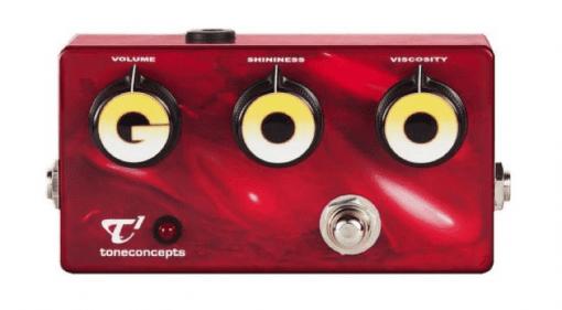 Wilco Blob Tone Concepts GOO Nels Cline ICON Series Distortion pedal