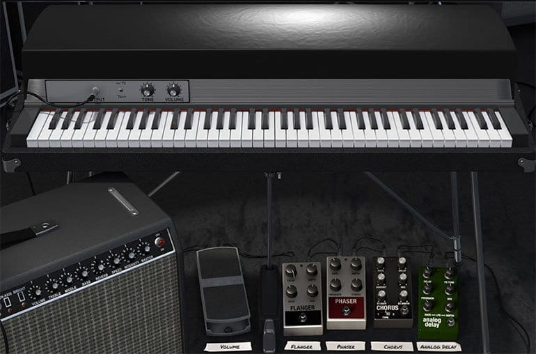 Top 5 Virtual Rhodes Electric Pianos - gearnews com