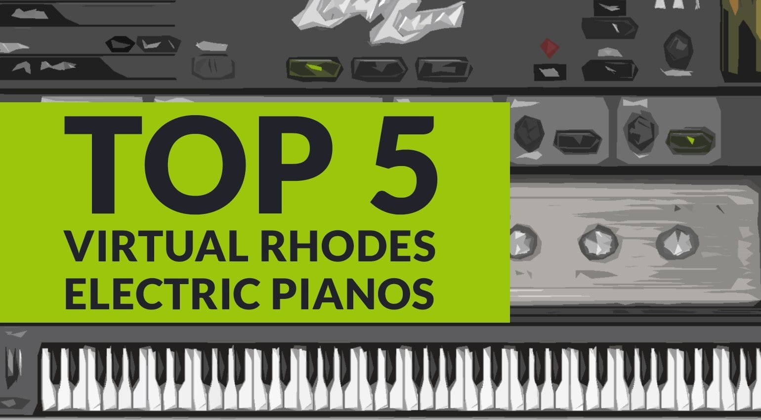 BEHRINGER 4FRONT RHODES MODULE DRIVERS FOR WINDOWS MAC