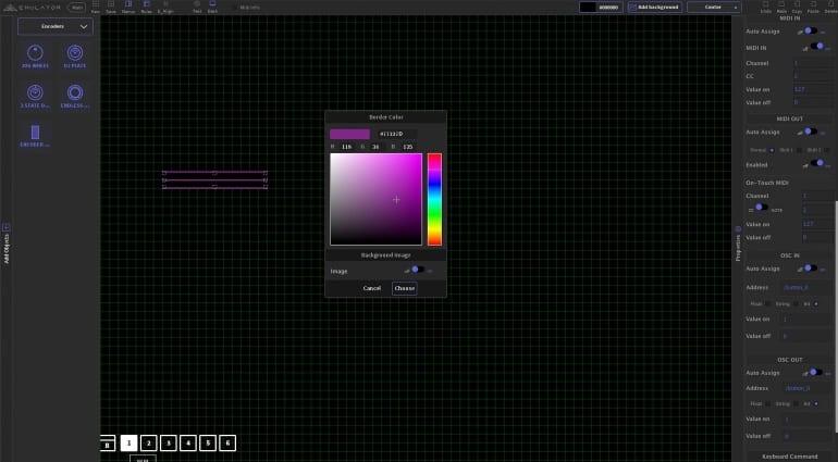 Touch Innovations Emulator 2 Empty Editor