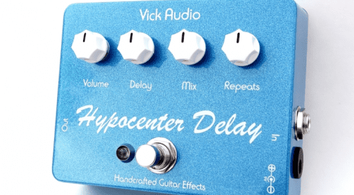 Vick Audio Hypercenter Delay