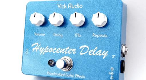Vick Audio Hypercenter Delay