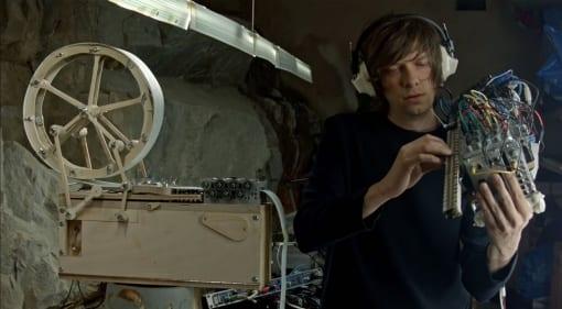 Wintergatan Music Box and Modulin