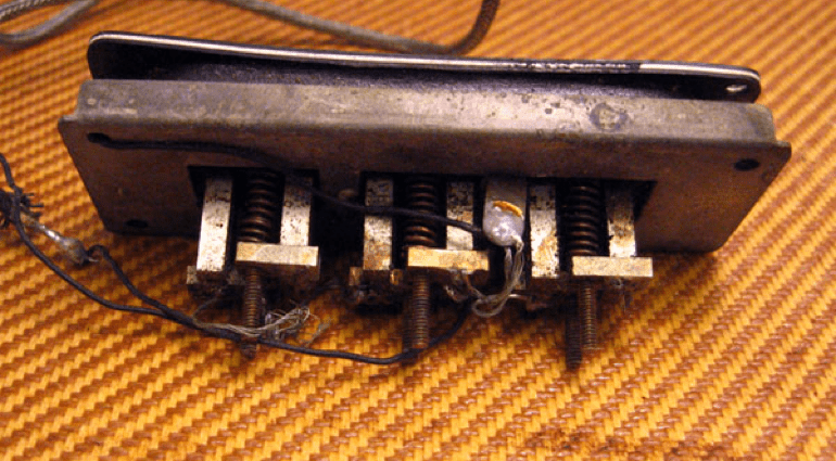 Original Gibson Staple pickup