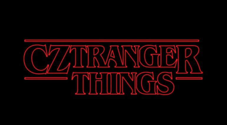 Stranger Things Netflix Casio