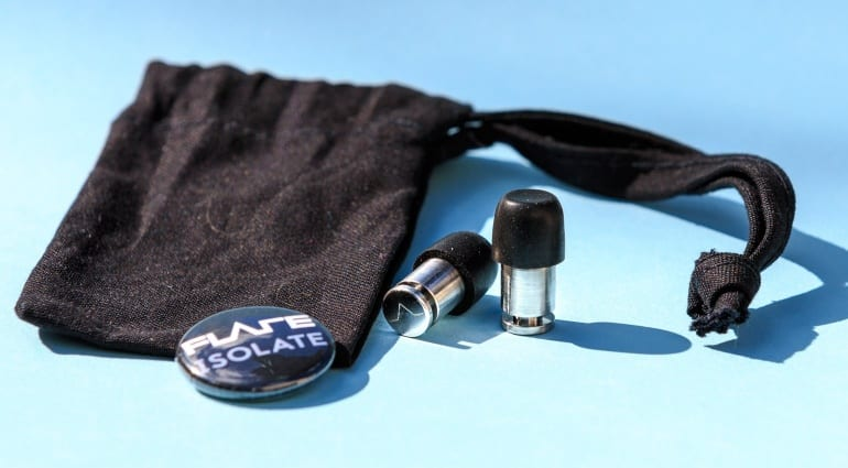 Flare Audio Isolate In-Ear Headphones