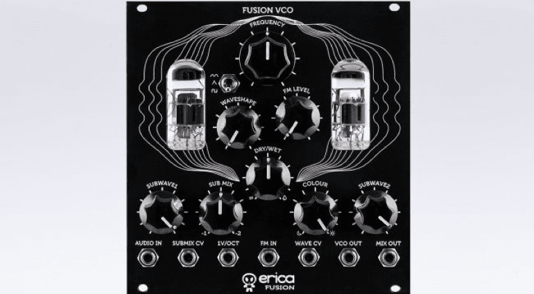 Erica Synths Fusion VCO module