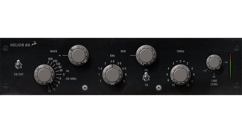 Antelope Audio Helios-69