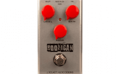 J Rockett Audio Hooligan fuzz pedal