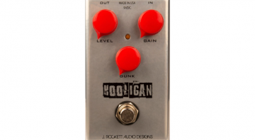 J Rockett Audio Hooligan fuzz pedal