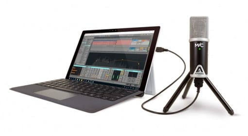 Apogee MiC 96k now with Windows support