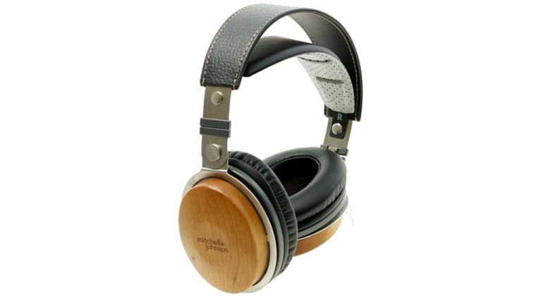 Mitchell and Johnson JP1 DJ/Live/Pro headphones
