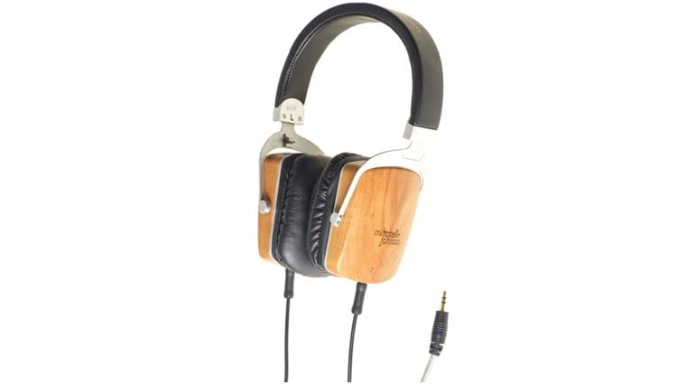 Mitchell and Johnson MJ2 audiophile headphones