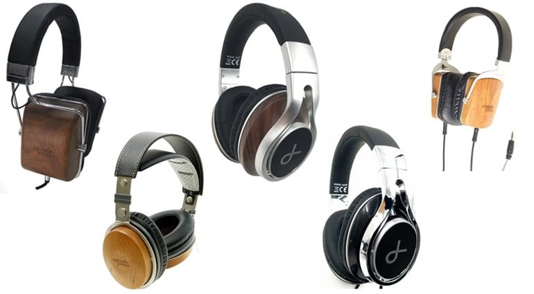 Mitchell and Johnson New 2016 Headphone Range