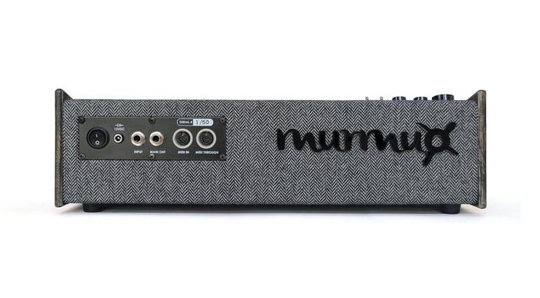 Murmux V2 desktop analogue paraphonic eurorack synth