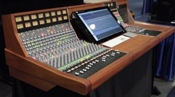 New Daking MKII Recording Console