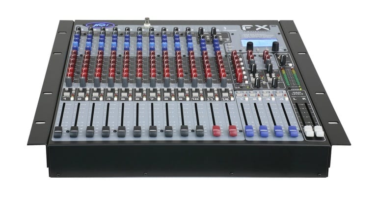 Peavey FX2 16-channel Front-view