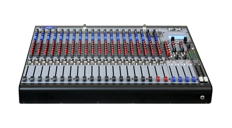 Peavey FX2 24-channel Front view