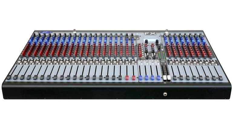 Peavey FX2 32-channel Front view