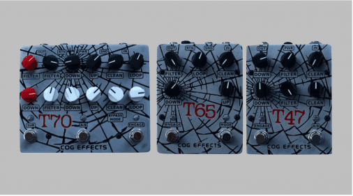 Cog Effects T-70, T-65 and T-47. Octave effects