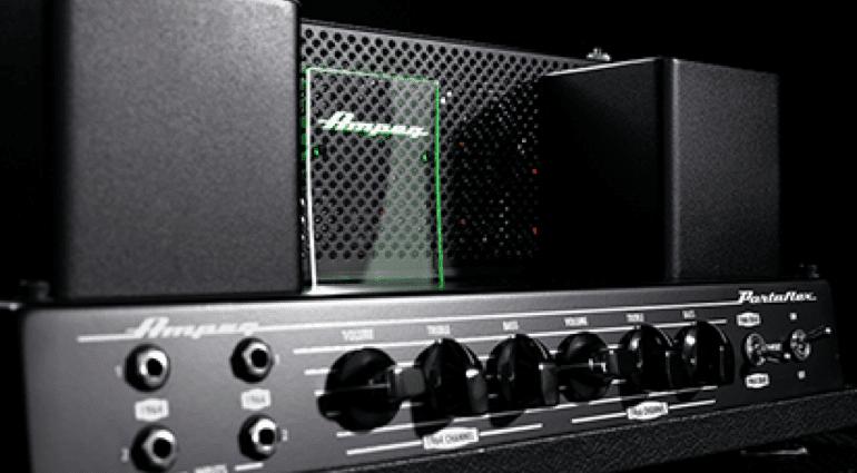 UAD Ampeg B-15N virtual bass model