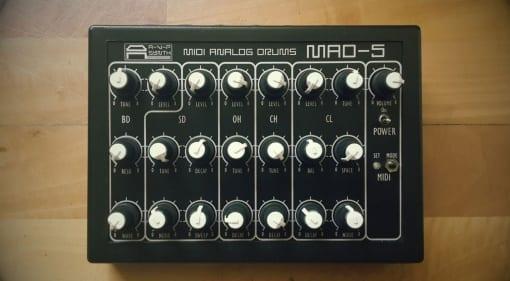 AVP MAD-5