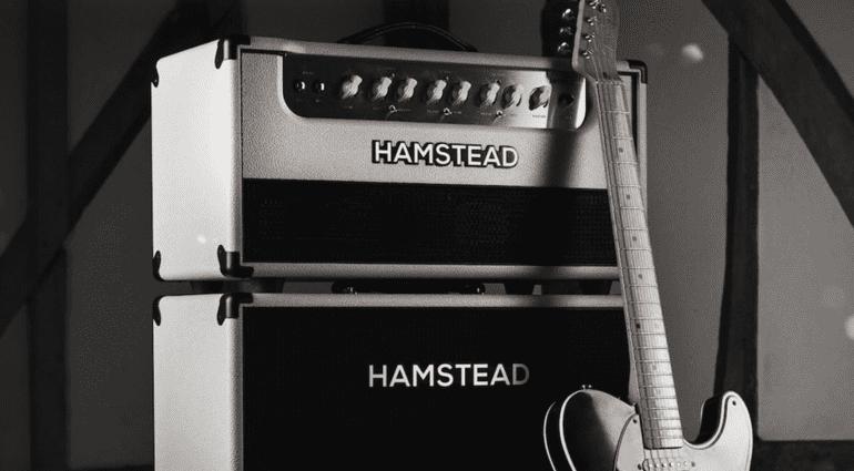 EL84, valve, tube,guitar,amp Hamstead SoundWorks Artist 20 MKII