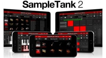 IK Multimedia SampleTank 2 iOS