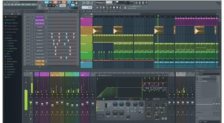 Image Line FL Studio 12.3