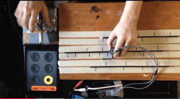 ScrubBoard - analogue tape