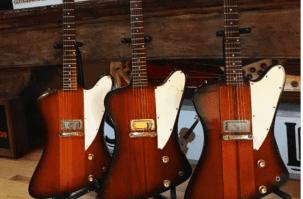 Limited Edition Joe Bonamassa Firebird-1