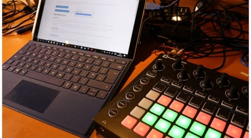 Updating a Novation Circuit