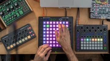 Novation Launchpad Pro Scales