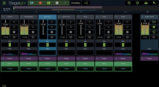 Open Labs StageLight 3 Mixer