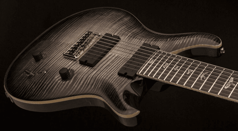 Periphery Mark HolcombPRS Private Stock Custom 24 8-String