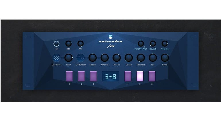 Ruismaker FM Drum Synth