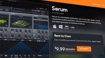 Splice Serum rent to own