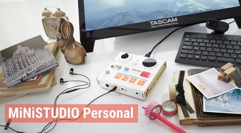 Tascam MiNiSTUDIO Personal US-32