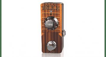 JHS Xvive Mike acoustic guitar piezo DI microphone simulator