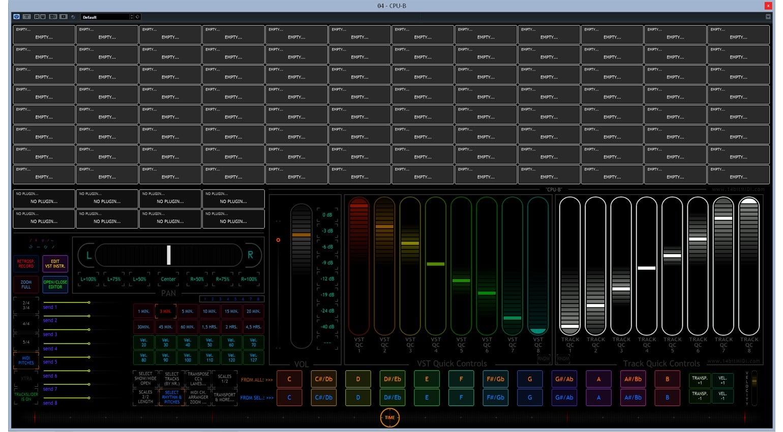 Touch screen controller for Cubase/Nuendo - gearnews com