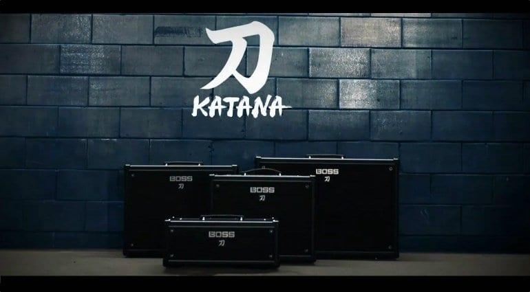 Boss Katana Amp 909 day