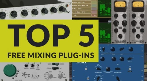 Top5 Free Mixing Plugins