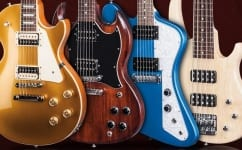 Gibson 2017 Line-up